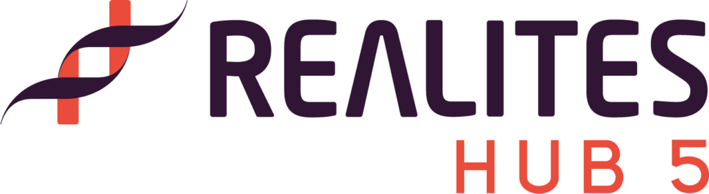 REALITES HUB5 logo